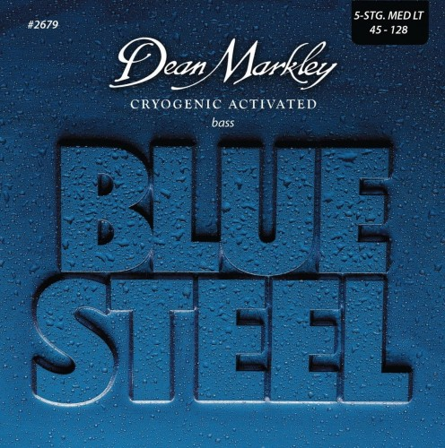 Struny Dean Markley Blue Steel Bass 45-128 DM2679