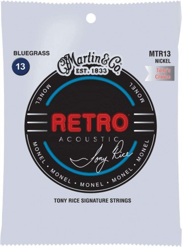Struny Martin Retro Monel Tony's Choice 13-56 MTR13