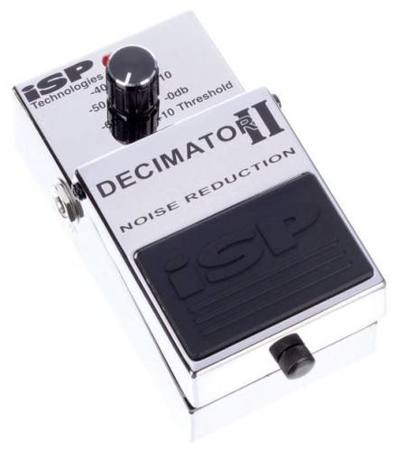 Bramka szumów ISP Decimator II Pedal