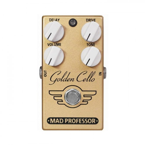 Mad Professor Golden Cello Factory Made