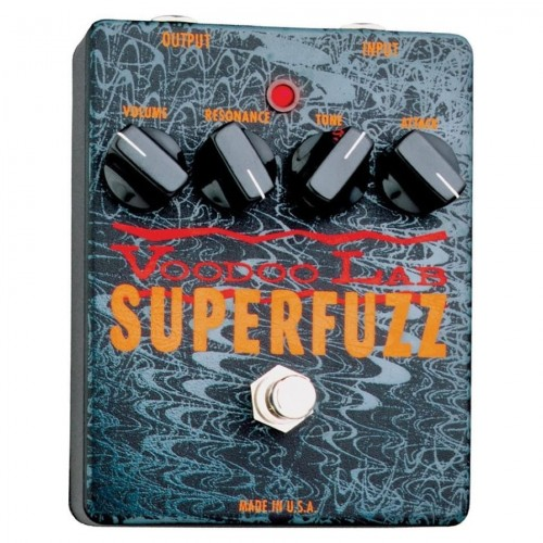Voodoo Lab Super Fuzz