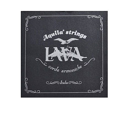 Struny do ukulele Aquila Lava Black Series