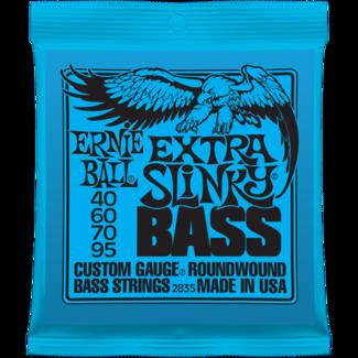 Struny Ernie Ball Extra Slinky Bass Nickel Wound 40-95 (2835)