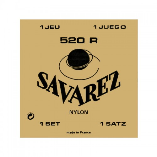 Struny SAVAREZ Normal Tension 520R