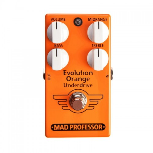 Mad Professor Evolution Orange Underdrive Factory Made